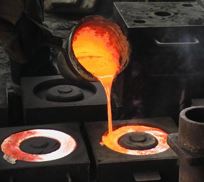 Литье из цветных металлов